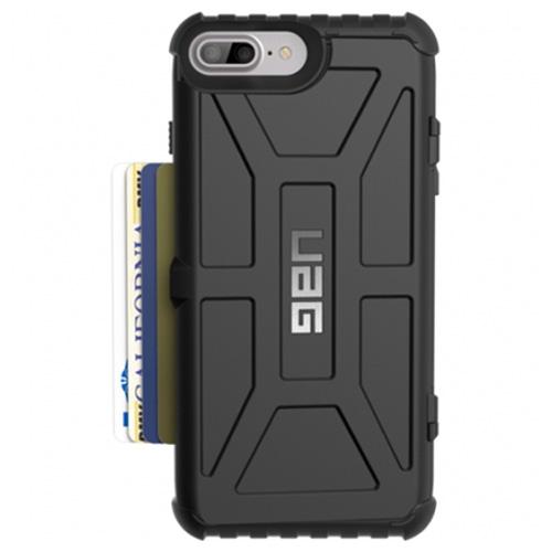 Чехол UAG Trooper Series Case для iPhone 6 Plus/6s Plus/7 Plus чёрныйЧехлы для iPhone 7 Plus<br>Чехлы от компании Urban Armor Gear разработаны и спроектированы таким образом, чтобы обеспечить максимальную защиту вашему смартфону, при этом со...<br><br>Цвет товара: Чёрный<br>Материал: Пластик