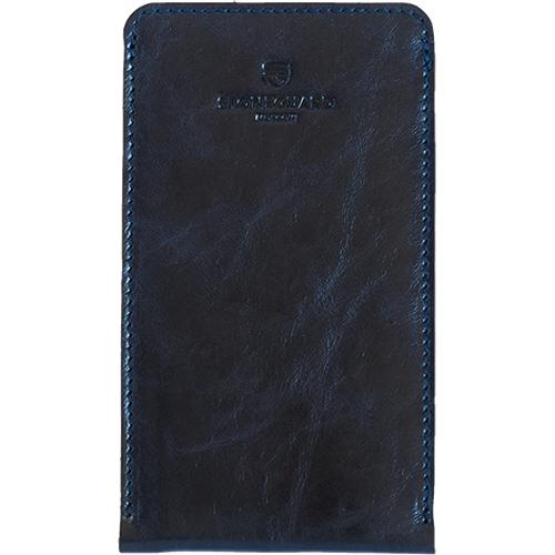 Чехол кожаный Stoneguard для iPhone 6/6s/7 тёмно-синий Dark Blue (512)Чехлы для iPhone 7<br>Кожаный чехол от Stoneguard — выбор тех, кто желает всегда идти в ногу со временем!<br><br>Цвет товара: Синий<br>Материал: Натуральная кожа, войлок