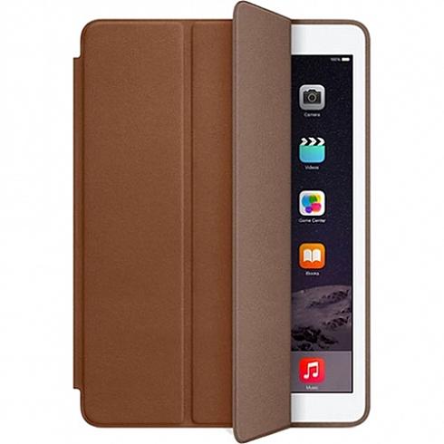 Чехол YablukCase для iPad mini 4 тёмно-коричневыйЧехлы для iPad mini 4<br>Чехлы YablukCase изготавливаются из высококачественных материалов европейского производства.<br><br>Цвет товара: Коричневый<br>Материал: Эко-кожа, пластик
