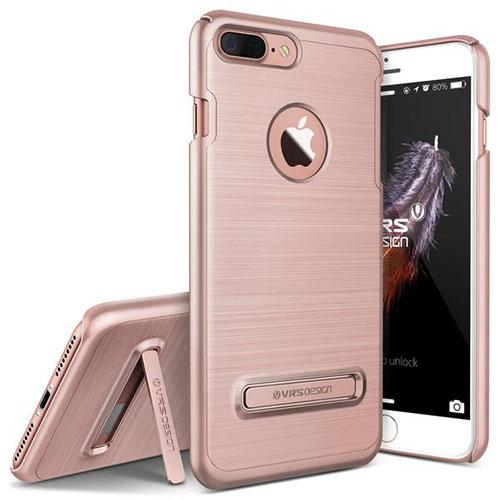 Чехол Verus Simpli Lite для iPhone 7 Plus (Айфон 7 Плюс) розовое золото (VRIP7P-SPLRG)Чехлы для iPhone 7 Plus<br>Чехол Verus для iPhone 7 Plus Simpli Lite, розовое золото(904658)<br><br>Цвет товара: Розовое золото<br>Материал: Поликарбонат, полиуретан