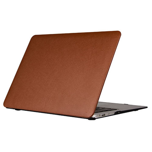"Чехол Uniq Husk Pro для MacBook Air 13"" TUX коричневый"