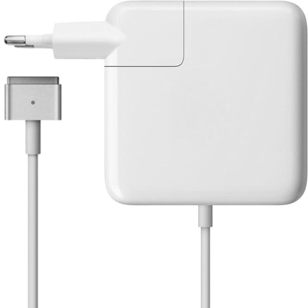Зарядное устройство VLP MagSafe 2 45W Power Adapter для MacBook AirЗарядки для Mac<br>Дополнительный адаптер для дома и работы MagSafe 2 Power Adapter<br><br>Цвет товара: Белый<br>Материал: Пластик, металл