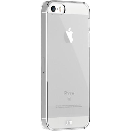 Чехол Just Mobile Quattro для iPhone 5/5S/SE прозрачныйЧехлы для iPhone 5/5S/SE<br>Чехол Just Mobile Quattro для iPhone SE - прозрачный<br><br>Цвет товара: Прозрачный<br>Материал: Пластик