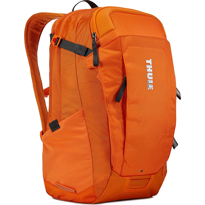 Рюкзак Thule EnRoute Triumph 2 (TETD-215) для MacBook 15 оранжевый (Vibrant Orange)Рюкзаки<br>Рюкзак Thule EnRoute Triumph 2 для MacBook из высококачественных материалов с элегантной отделкой.<br><br>Цвет товара: Оранжевый<br>Материал: Нейлон