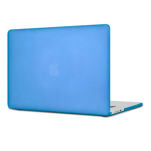 Чехол Crystal Case для MacBook Pro 15 Retina ГолубойMacBook Pro<br>Чехол Crystal Case для MacBook Retina 15 Голубой<br><br>Цвет: Голубой<br>Материал: Поликарбонат