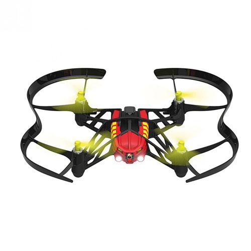 Летающее радиоуправляемое устройство квадрокоптер Parrot MiniDrone Airborne Night BlazeКвадрокоптеры домашние<br>Parrot MINIDRONES Airborne Night Blaze квадрокоптер красный<br><br>Материал: Металл, пластик