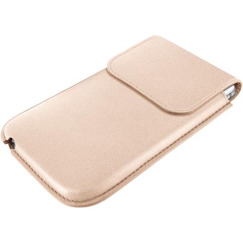 Чехол Piel Frama Magnetic Unipur для iPhone 6 Plus кремовыйЧехлы для iPhone 6s PLUS<br>Чехол Piel Frama Unipur iPhone 6+ Cream<br><br>Цвет товара: Коричневый<br>Материал: Натруальная кожа