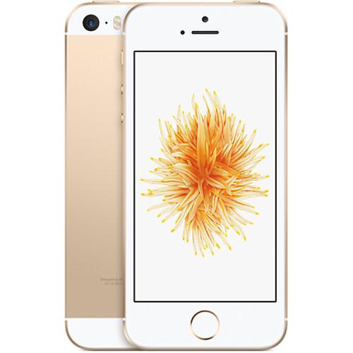 Apple iPhone SE - 16 Гб золотойApple iPhone 5s/SE<br>Новинка весны 2016 года от Apple — iPhone SE — объединил в себе уже знакомые новейшие технологии и самый полюбившийся пользователям дизайн.<br><br>Цвет товара: Золотой<br>Материал: Металл<br>Цвета корпуса: золотой<br>Модификация: 16 Гб