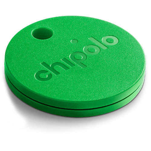 Поисковый трекер Chipolo Plus (CH-CPM6-GN-O-G) зелёныйМетки местоположения, GPS-трекеры<br><br><br>Цвет: Зелёный<br>Материал: Пластик