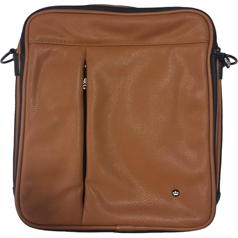 Сумка PKG Stuff Bag для iPad коричневаяСумки для iPad<br>Первоклассная сумка от канадского производителя PKG!<br><br>Цвет: Коричневый<br>Материал: Полиуретановая кожа, текстиль