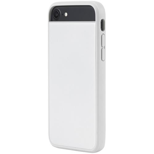 Чехол Incase Level Case для iPhone 7 белыйЧехлы для iPhone 7<br>Incase Level Case - это стильный защитный чехол для iPhone 7.<br><br>Цвет товара: Белый<br>Материал: Полиуретан, металл