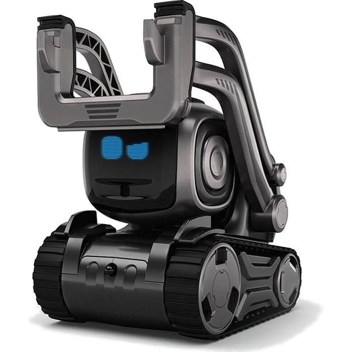 Робот Anki Cozmo Collectors Edition искусственный интеллект - Коллекционное изданиеРоботы<br>Anki Cozmo Collectors Edition — ограниченная серия в чёрном цвете!<br><br>Цвет товара: Чёрный<br>Материал: Пластик, металл