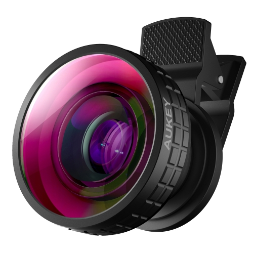 Объектив Aukey PL-F2 (Ora 180° Fisheye) для смартфонов и планшетовОбъективы<br>Aukey PL-F2 значительно расширяет возможности камеры!<br><br>Цвет товара: Чёрный<br>Материал: Алюминий, оптическое стекло