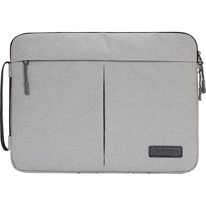 Чехол Jack Spark Tissue Series для MacBook 13 серыйЧехлы для MacBook Air 13<br>Jack Spark Tissue Series будет смотреться уместно в любой обстановке.<br><br>Цвет товара: Серый<br>Материал: Полиэстер