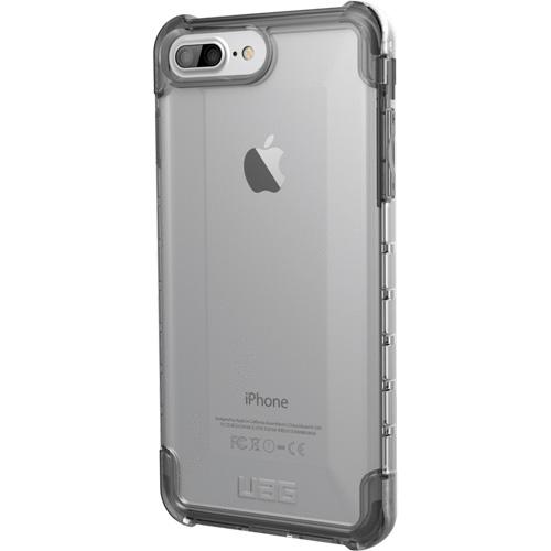 Чехол UAG PLYO Series Case для iPhone 8 Plus/7 Plus/6 Plus прозрачныйЧехлы для iPhone 6/6s Plus<br><br><br>Цвет товара: Прозрачный<br>Материал: Поликарбонат, термопластичный полиуретан