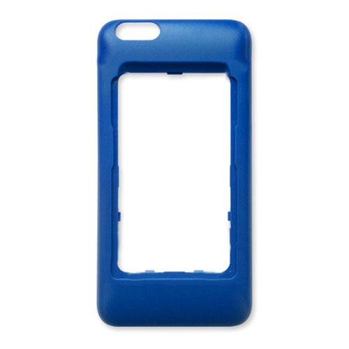 Чехол Elari CardPhone для iPhone 6/6SЧехлы для iPhone 6/6s<br>Чехол Elari для телефона Elari CardPhone и iPhone 6/6s - голубой<br><br>Цвет товара: Голубой<br>Материал: Пластик