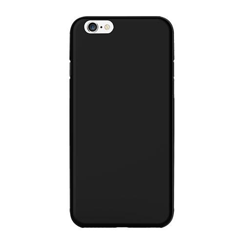 Чехол Ozaki O!coat 0.4 Jelly для iPhone 6 Plus (5,5) чёрныйЧехлы для iPhone 6s PLUS<br>Чехол Ozaki O!coat 0.4 Jelly для iPhone 6 Plus (5,5) чёрный<br><br>Цвет товара: Чёрный<br>Материал: Пластик