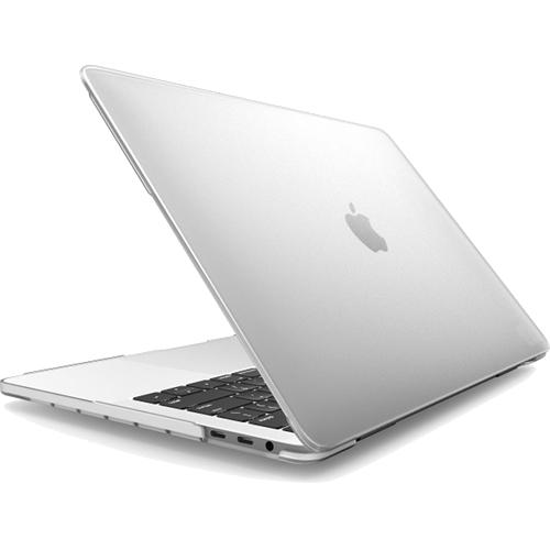 Чехол Crystal Case для MacBook Pro 15 Touch Bar (new 2016) прозрачный матовыйЧехлы для MacBook Pro 15 Touch Bar 2016<br>Crystal Case — ультратонкая, лёгкая, полупрозрачная защита для вашего лэптопа.<br><br>Цвет товара: Прозрачный<br>Материал: Поликарбонат