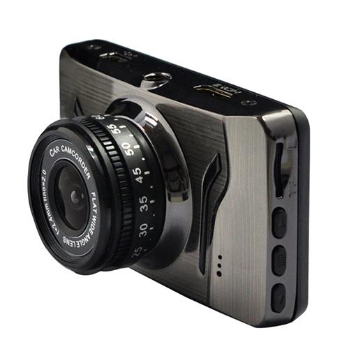 Видеорегистратор Dunobil ZenВидеорегистраторы<br>Видеорегистратор Dunobil Zen - ваш надёжный видеосвидетель.<br><br>Цвет товара: Чёрный<br>Материал: Металл, пластик