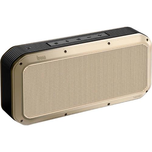 Влагозащищенная акустическая система Divoom Voombox Party 2Gn золотаяКолонки и акустика<br>Влагозащищенная акустическая система Divoom Voombox Party 2Gn золотая<br><br>Цвет товара: Золотой<br>Материал: Пластик