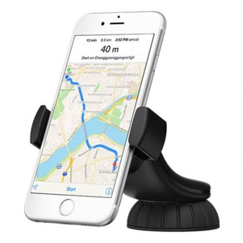 Автомобильный держатель LAB.C Smartphone Car Mount Holder (LABC-592-BK) чёрныйАвтодержатели<br>Lab.C Smartphone Car Mount Holder  значительно упростит эксплуатацию смартфона во время движения.<br><br>Цвет товара: Чёрный<br>Материал: Пластик