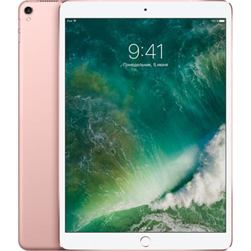 Apple iPad Pro 10.5 256 Гб Wi-Fi + Cellular розовое золотоiPad Pro 10.5 (2017)<br>Apple iPad Pro 10.5 256 Гб Wi-Fi + Cellular розовый<br><br>Цвет товара: Розовое золото<br>Материал: Металл, пластик<br>Цвета корпуса: розовый<br>Модификация: 256 Гб