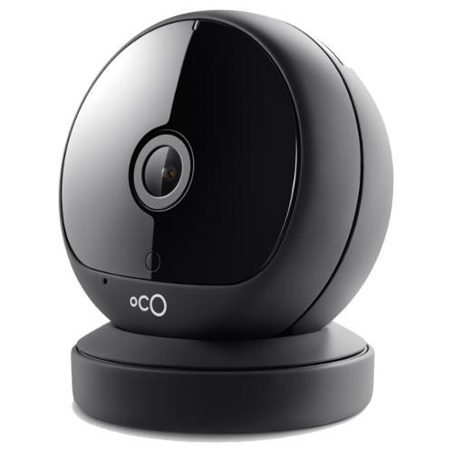 Камера Oco 2 iVideon HD Wi-Fi CameraУмные видеокамеры, няни<br>Камера Oco 2 iVideon HD Wi-Fi Camera способна превратитьcя в настоящего шпиона, записывая все что происходит там, где вам необходимо.<br><br>Цвет товара: Чёрный<br>Материал: Пластик, стекло