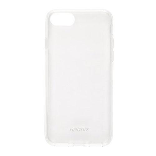 Чехол Hardiz Hybrid для iPhone 7 прозрачныйЧехлы для iPhone 7/7 Plus<br>Чехол HARDIZ Hybrid Case для  iPhone 7 [HDR702101] - прозрачный<br><br>Цвет товара: Прозрачный<br>Материал: Поликарбонат, полиуретан
