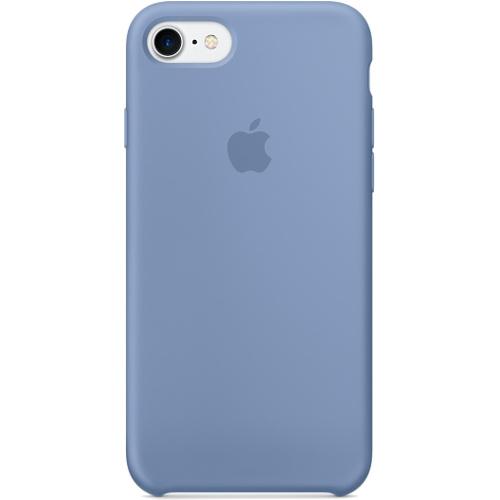 Силиконовый чехол Apple Case для iPhone 7 (Айфон 7) AzureЧехлы для iPhone 7<br>Высококачественный силиконовый чехол Apple Case для Вашего iPhone 7!<br><br>Цвет товара: Голубой<br>Материал: Силикон