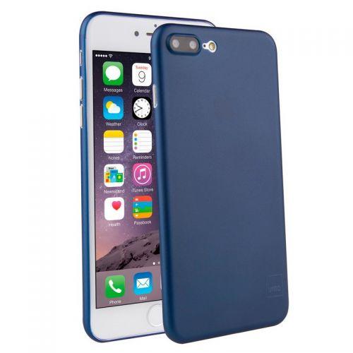 Чехол Uniq Bodycon для iPhone 7 Plus (Айфон 7 Плюс) синийЧехлы для iPhone 7 Plus<br>Uniq Bodycon повторяет контуры iPhone 7 Plus и предлагает непревзойденную защиту!<br><br>Цвет товара: Синий<br>Материал: Поликарбонат, полиуретан