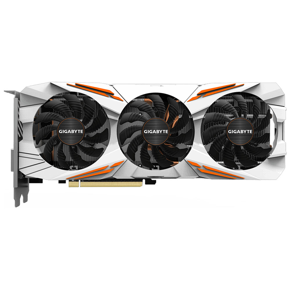 Видеокарта Gigabyte GeForce GTX 1080 Ti Gaming, GDDR5X 8 ГБ, 11 Гбит/с (GV-N108TGAMING OC-11G)