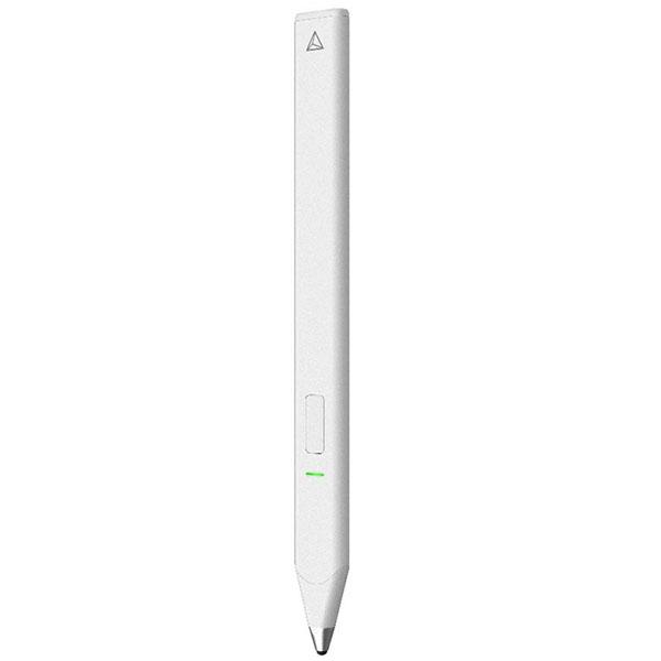 Стилус Adonit Snap белыйСтилусы<br>Adonit Snap - стилус, созданный специально для смартфонов!<br><br>Цвет товара: Белый<br>Материал: Алюминий, нержавеющая сталь