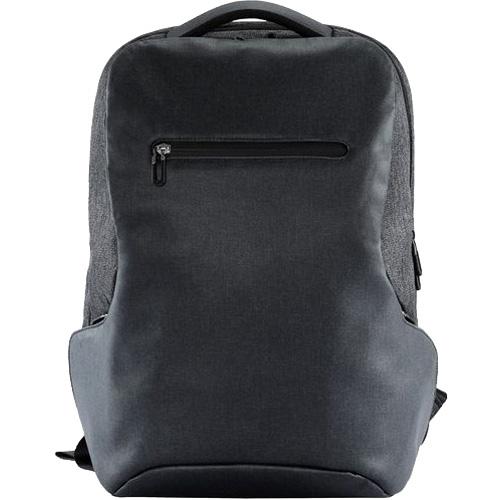 Рюкзак Xiaomi Mi Business Multifunctional Backpack (26L) серый / чёрныйРюкзаки<br>Рюкзак Xiaomi, объемом 26 литров представляет собой очень вместительный и надежный рюкзак городского типа.<br><br>Цвет товара: Чёрный<br>Материал: Полиэстер