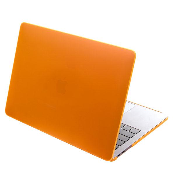 Чехол Crystal Case для MacBook Pro 13 с и без Touch Bar (USB-C) оранжевыйMacBook Pro 13<br>Чехол Crystal Case для MacBook Pro 13 (NEW 2016 with TouchBar) - оранжевый<br><br>Цвет: Оранжевый<br>Материал: Поликарбонат