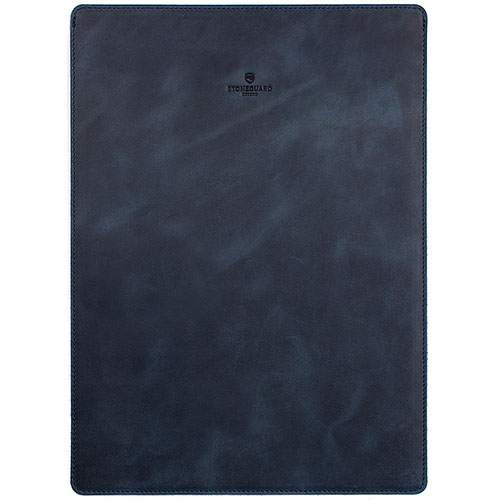 Кожаный чехол Stoneguard для iPad Pro 9.7 синий Ocean (511)Чехлы для iPad Pro 9.7<br>Кожаный чехол Stoneguard Moscow для iPad Pro 9.7 model: 511 - Ocean<br><br>Цвет товара: Синий<br>Материал: Натуральная кожа, фетр