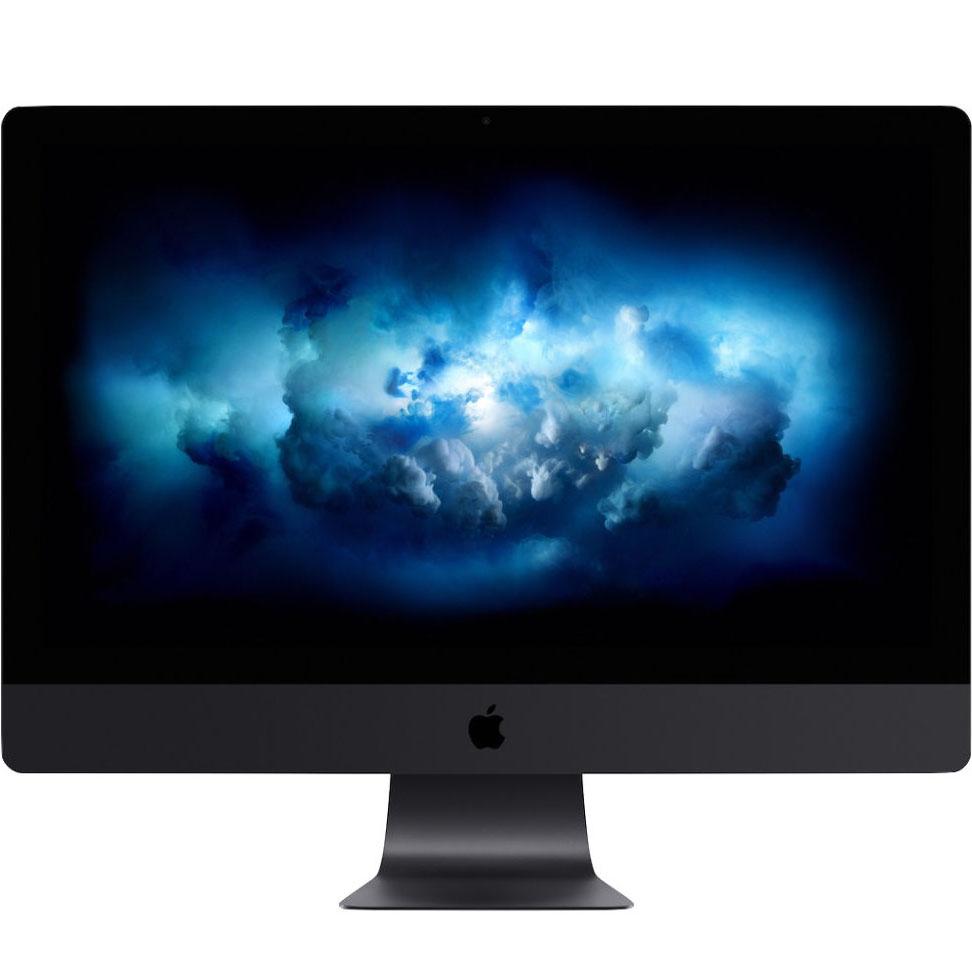 Моноблок Apple iMac Pro 27 Retina 5K (MQ2Y2) Intel Xeon W 3,2 GHz/32 Gb/1 Tb/Radeon Pro Vega 56Компьютеры iMac<br>Новый моноблок от Apple, который поразит вас своими возможностями!<br><br>Цвет: Чёрный<br>Материал: Алюминий, пластик<br>Модификация: 1 Тб