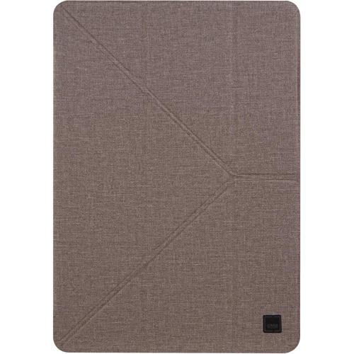 Чехол Uniq Yorker Kanvas для iPad Pro 10.5 бежевыйЧехлы для iPad Pro 10.5<br>Компания Uniq широко известна благодаря выпуску стильных и качественных аксессуаров, в частности, защитных чехлов.<br><br>Цвет товара: Бежевый<br>Материал: Пластик, текстиль