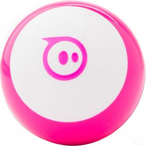 Роботизированный шар Sphero Mini розовыйРоботы<br>Sphero Mini — роботизированный шар, с которым вы никогда не устанете играть!<br><br>Цвет товара: Розовый<br>Материал: Поликарбонат
