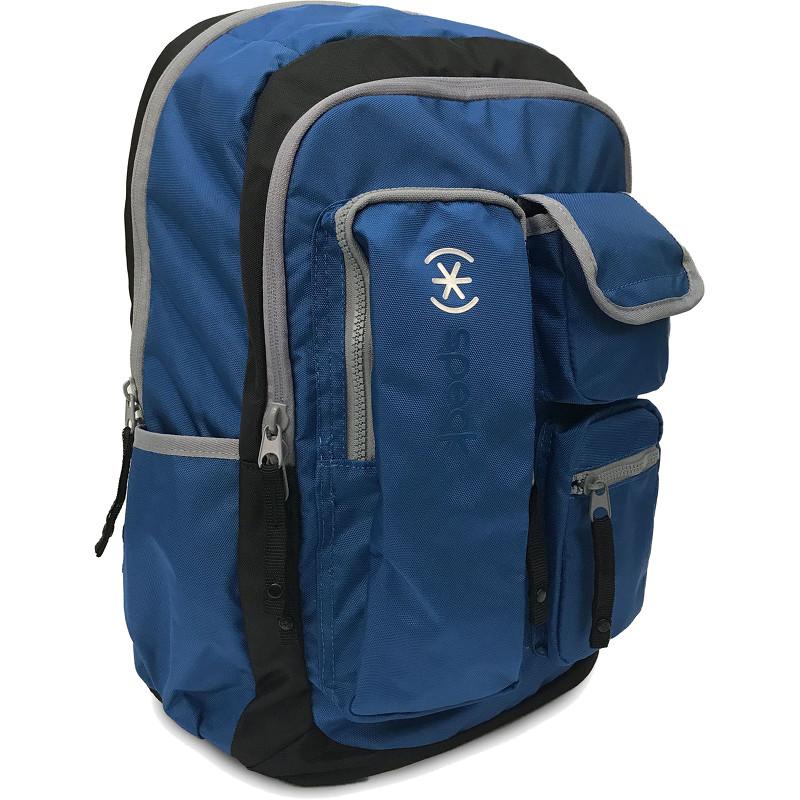 Рюкзак Speck Exo Module для MacBook 15 синий (87445-1090)Рюкзаки<br>Рюкзак Speck Module создан для тех, кто любит, чтобы каждая вещь была на своём месте.<br><br>Цвет товара: Синий<br>Материал: Полиэстер, нейлон