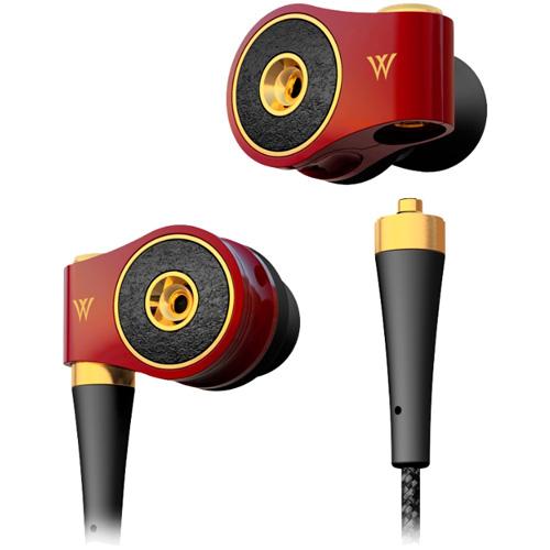 Наушники Radius HP-TWF41 красныеВнутриканальные наушники<br>С наушниками от японской компании Radius вы откроете для себя новые захватывающие ощущения от прослушивания музыки.<br><br>Цвет товара: Красный<br>Материал: Пластик, металл, силикон, текстиль