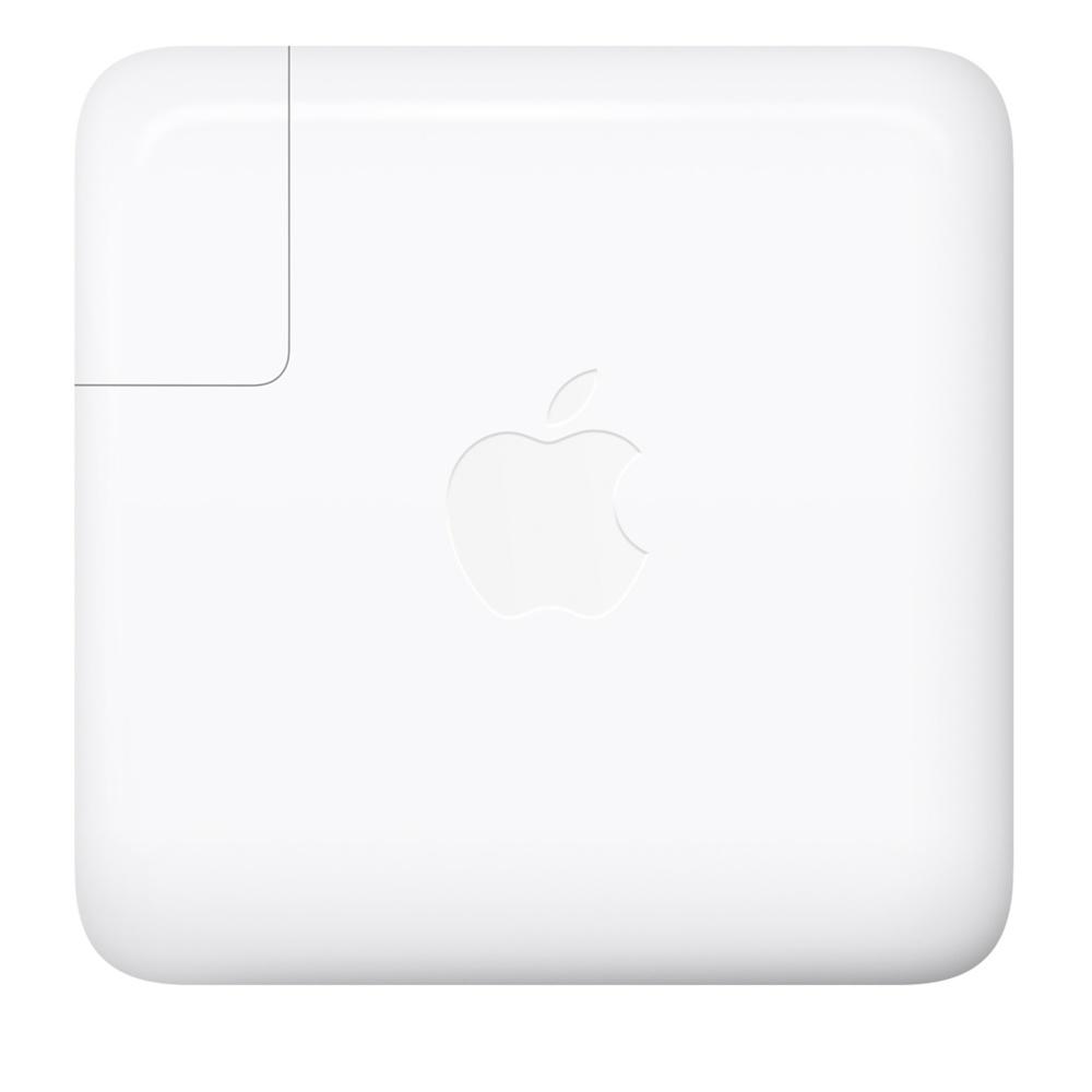 Зарядное устройство Apple 87W USB-C Power Adapter (MNF82Z/A)Зарядки для Mac<br>Apple USB-C Power Adapter — это зарядное устройство высочайшего качества.<br><br>Цвет: Белый<br>Материал: Пластик, металл