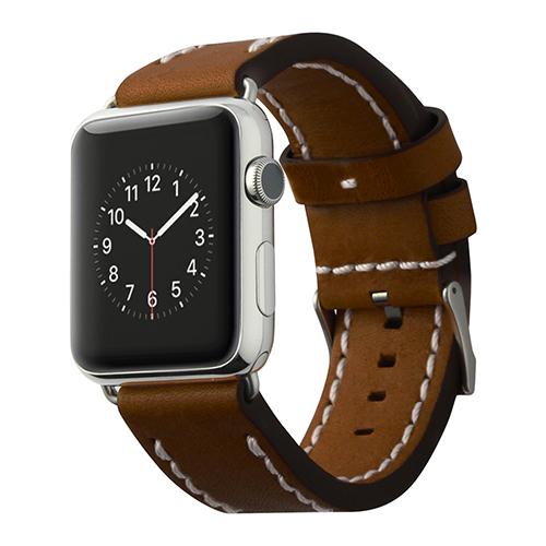 Ремешок Cozistyle Leather Band для Apple Watch 42мм тёмно-коричневыйРемешки для Apple Watch<br>Cozistyle Leather Band - это стильный ремешок для умных часов Apple Watch 42мм.<br><br>Цвет товара: Коричневый<br>Материал: Натуральная кожа, нержавеющая сталь
