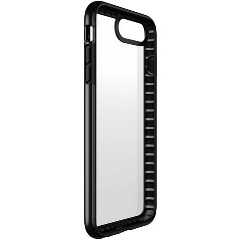 Чехол Speck Presidio Show для iPhone 7/6s/6 Plus прозрачный / чёрныйЧехлы для iPhone 6s PLUS<br>С чехлом Speck Presidio Show вам больше не придётся опасаться за сохранность своего устройства!<br><br>Цвет товара: Чёрный<br>Материал: Поликарбонат