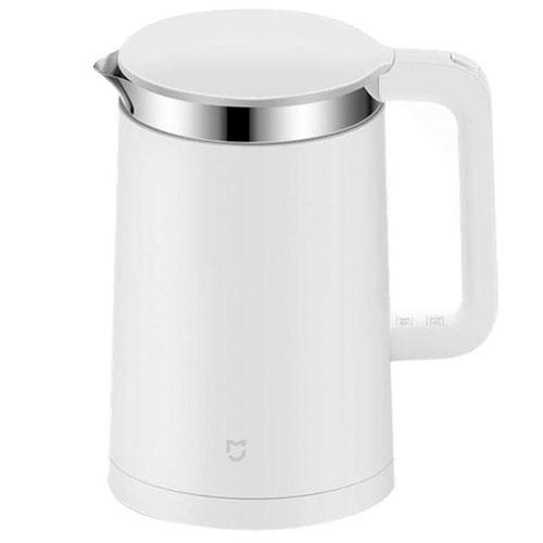 Умный чайник Xiaomi Smart KettleТовары умного дома, офиса<br>Чайник Xiaomi Constant temperature electric kettle WHITE<br><br>Цвет товара: Белый<br>Материал: Пластик, нержавеющая сталь 304 (стандарт GB9684)