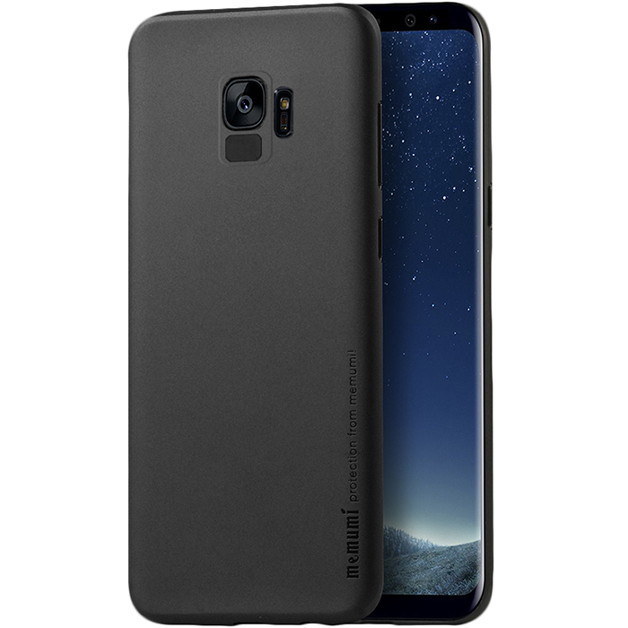 Чехол Memumi Ultra Slim 0.3 для Samsung Galaxy S9 чёрныйЧехлы для Samsung Galaxy S9/S9 Plus<br>Один из самых тонких, надёжных и привлекательных чехлов для вашего любимого смартфона!<br><br>Цвет: Чёрный<br>Материал: Пластик