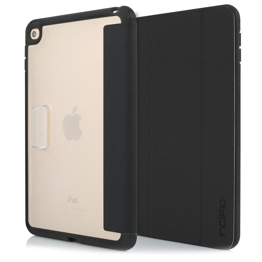 Чехол Incipio Octane Pure Folio для iPad mini 4 чёрныйЧехлы для iPad mini 4<br>Incipio Octane Pure Folio несомненно добавит вашему планшету элегантности и стиля.<br><br>Цвет товара: Чёрный<br>Материал: Эко-кожа, пластик, полиуретан