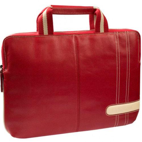 Сумка Krusell Gaia Slim для MacBook 15 (KS-71166) краснаяСумки для ноутбуков<br>Krusell Gaia Slim выполнена из высококачественной искусственной кожи.<br><br>Цвет товара: Красный<br>Материал: Искусственная кожа