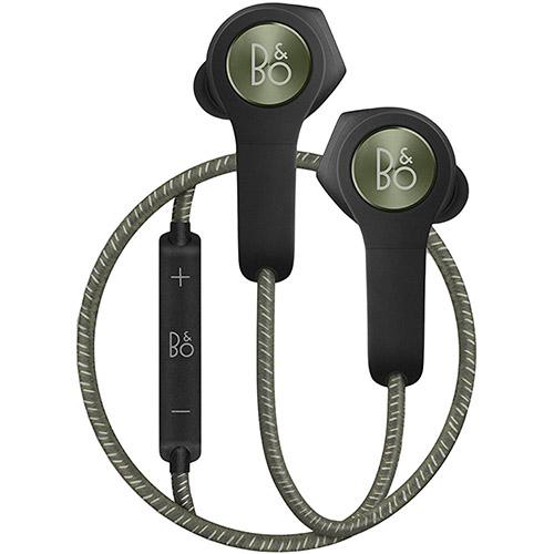 Наушники Bang & Olufsen BeoPlay H5 зелёные