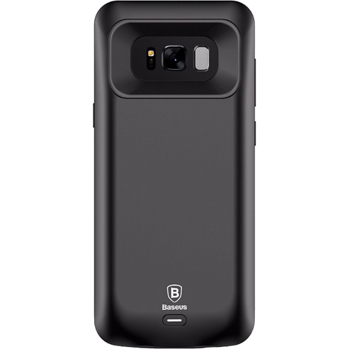 Чехол-аккумулятор Baseus Geshion Backpack Power Bank 5000 mAh для Samsung Galaxy S8 чёрный