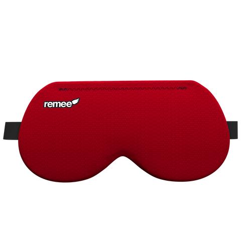Маска для осознанных сновидений Remee краснаяДатчики сноведений<br><br><br>Цвет товара: Красный<br>Материал: Текстиль, EVA пена